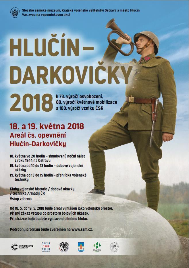 Hlučín – Darkovičky 2018