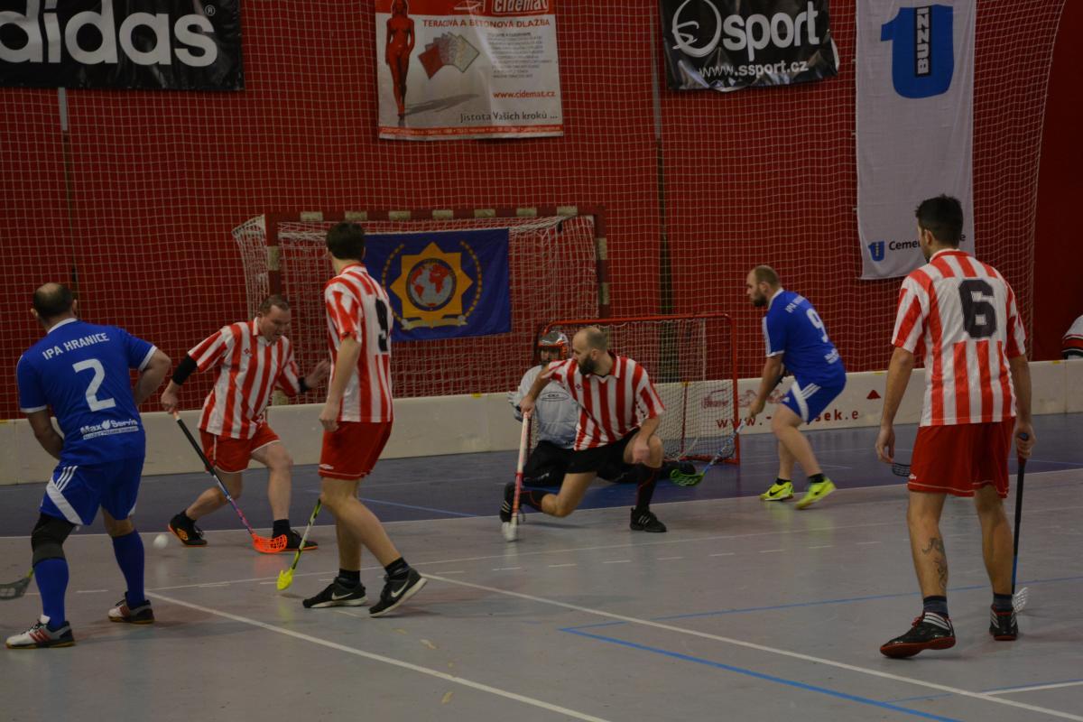 11. ročník florbalového turnaje o Pohár IPA Hranice 2019, Česko