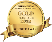 Gold Website Award IPA 2018