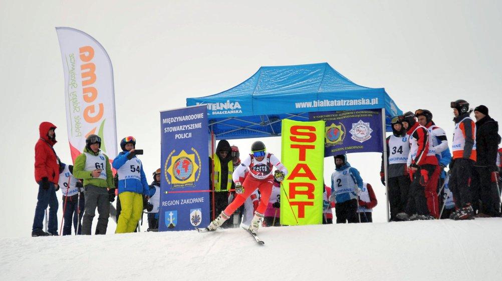 II. mistrovství v alpském lyžování a snowboardingu o pohár předsedy IPA regionu Zakopane, Polsko