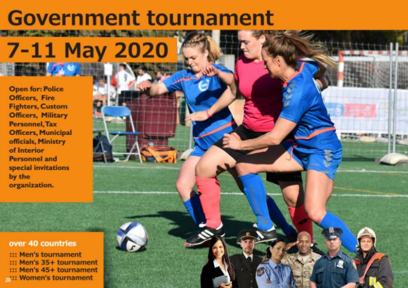 Mallorca Fotbal Tournaments 2020, Španělsko