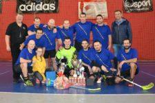 12. ročník florbalového turnaje o Pohár IPA 2020 Hranice